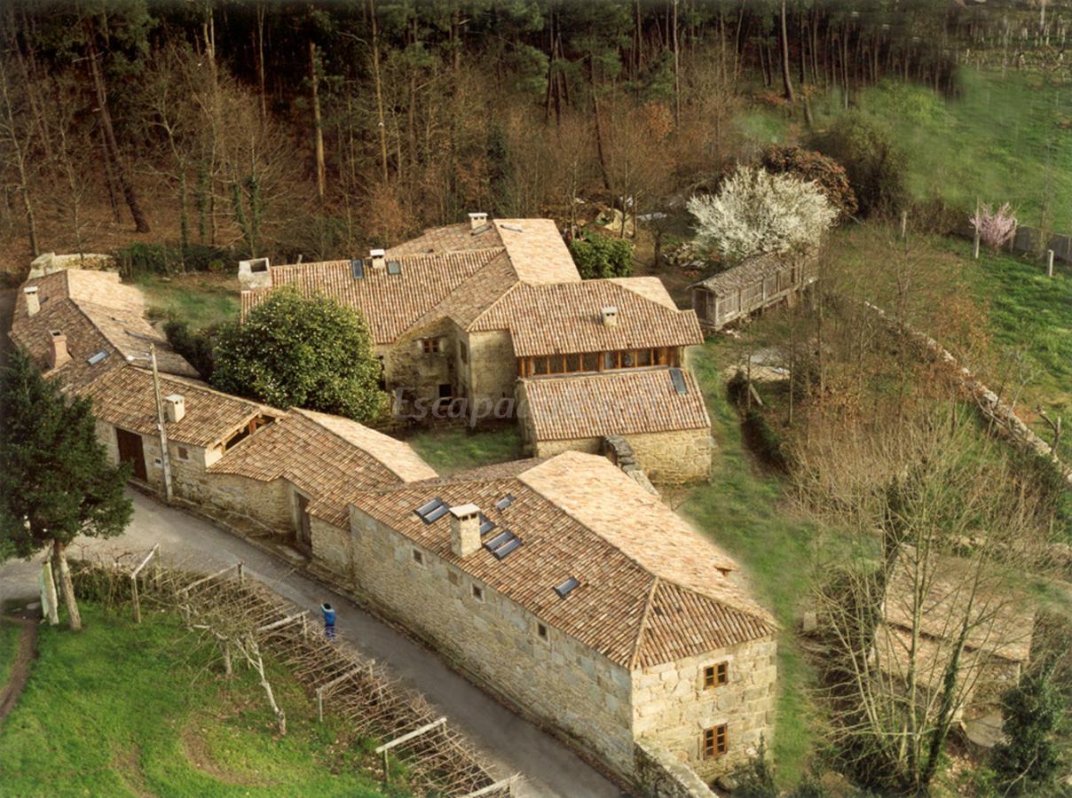 Fotos de abadia do pelouro axeito casa de campo emtui - Casas de campo en galicia ...