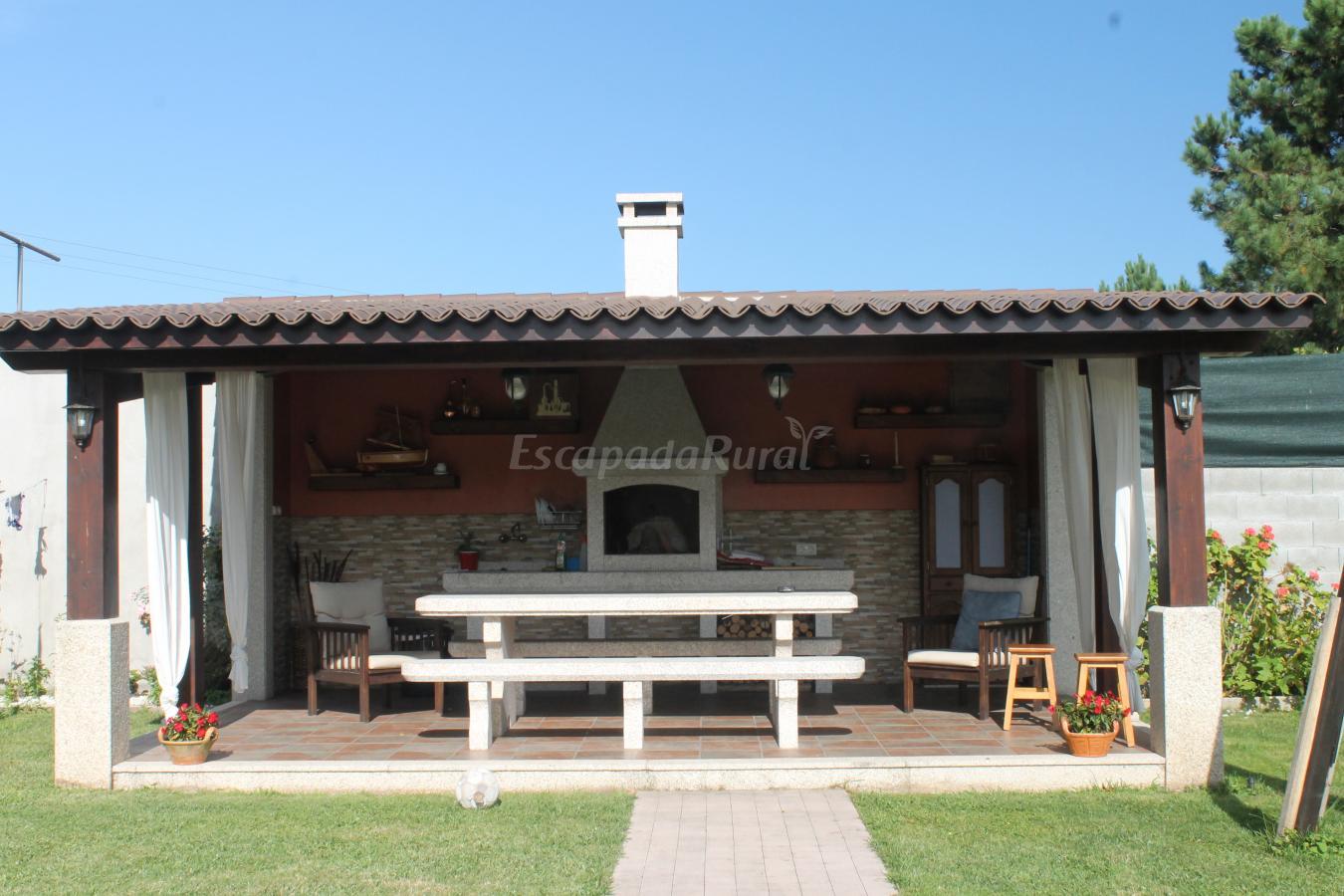 Fotos de hotel cachada casa rural en sanxenxo pontevedra - Casa rural ameneiros sanxenxo pontevedra ...