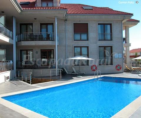 Apartamentos capricho de bascuas casa rural en sanxenxo pontevedra - Casa rural ameneiros sanxenxo pontevedra ...