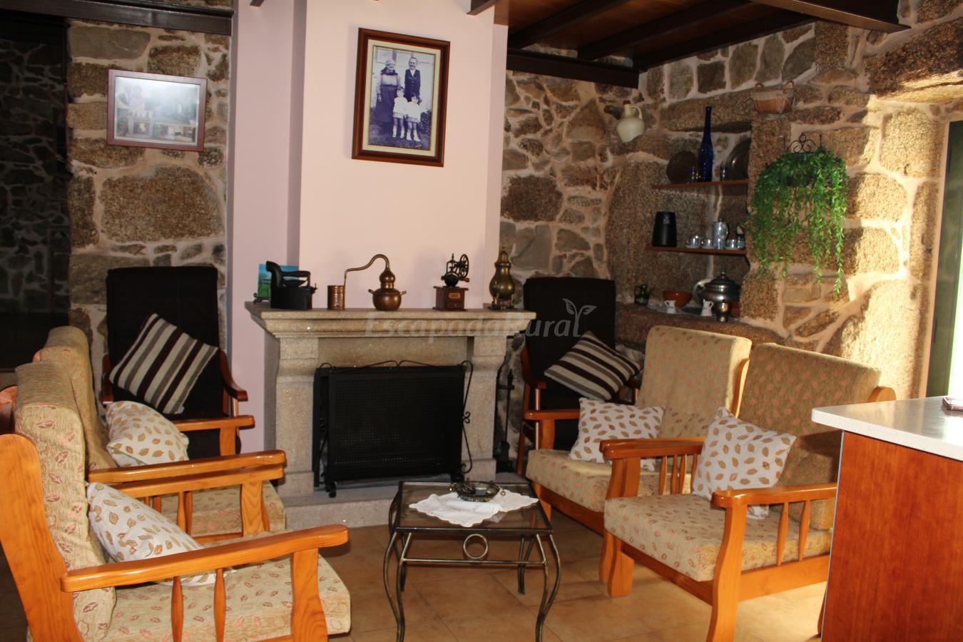 Fotos de casa da gorriona casa rural en cambados pontevedra - Casa rural cambados ...