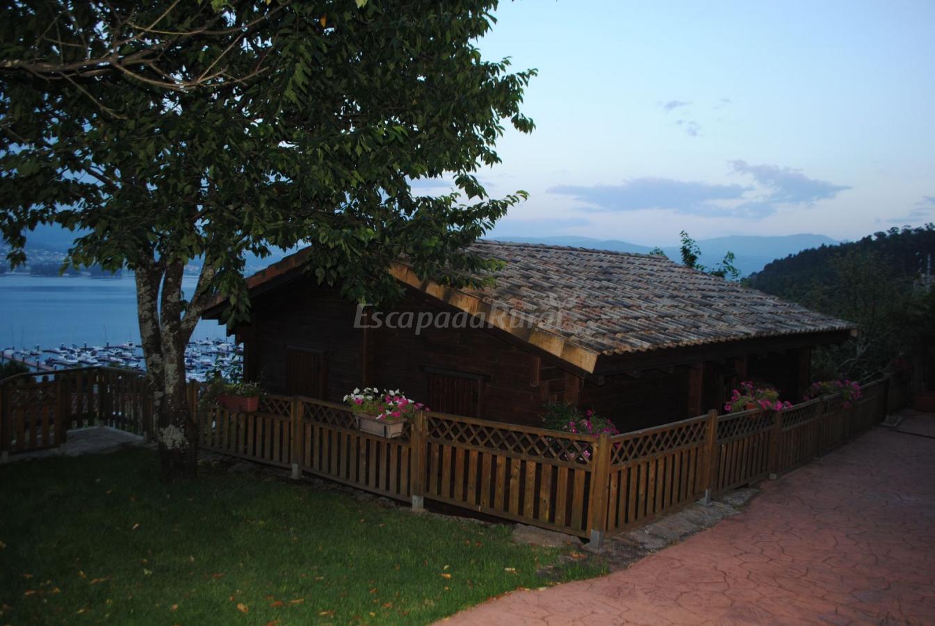 Fotos de cobres rural casa de campo emvilaboa pontevedra - Casas prefabricadas pontevedra ...