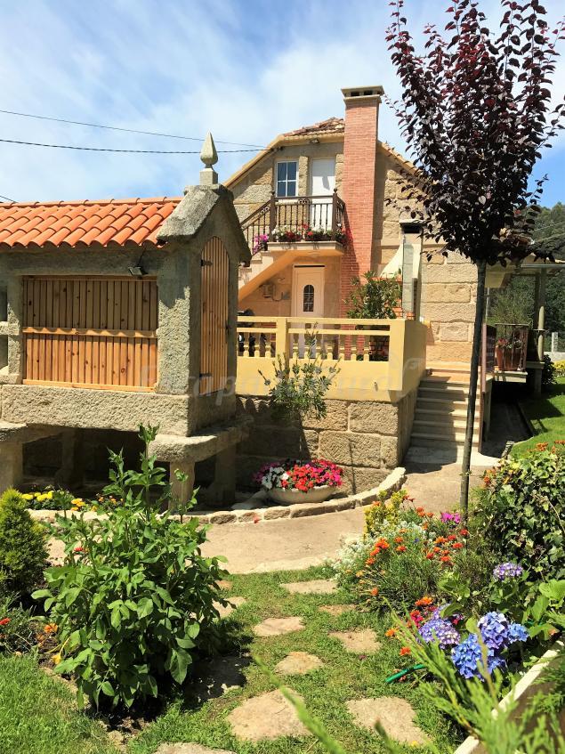 Casa tur stica nigr n casa rural en nigr n pontevedra - Casas turismo rural galicia ...