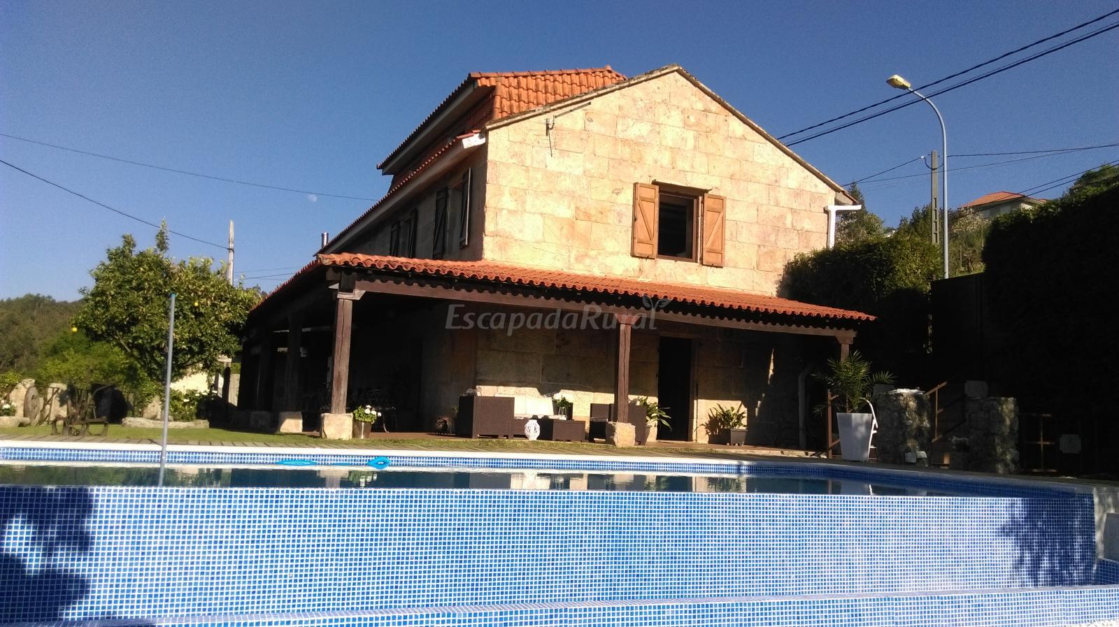 Fotos de casa da xeitosa casa rural en pontevedra - Casas prefabricadas pontevedra ...