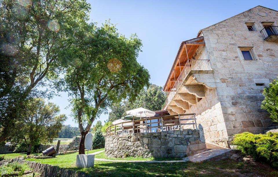 Fotos de abad a das eiras casa rural en o rosal pontevedra - Casas rurales galicia ofertas ...