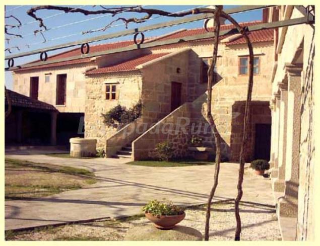Fotos de casa a capitana casa rural en cambados pontevedra - Casas prefabricadas pontevedra ...