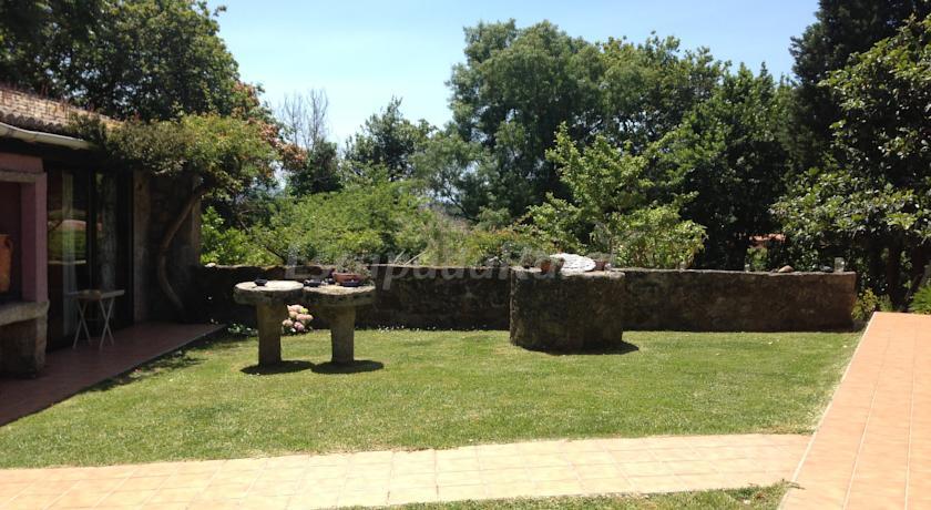 Fotos de casa o fabal casa rural en sanxenxo pontevedra - Casa rural ameneiros sanxenxo pontevedra ...