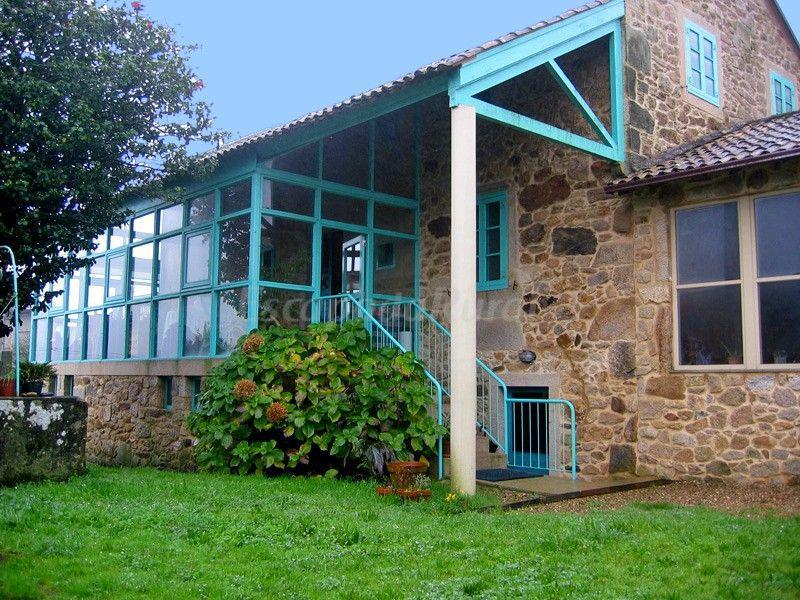 Fotos de casa cabaqueiros casa rural en o rosal pontevedra - Casas prefabricadas pontevedra ...