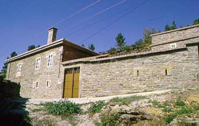 Fotos de casa trigueira casa rural en lal n pontevedra - Escapadas rurales galicia ...