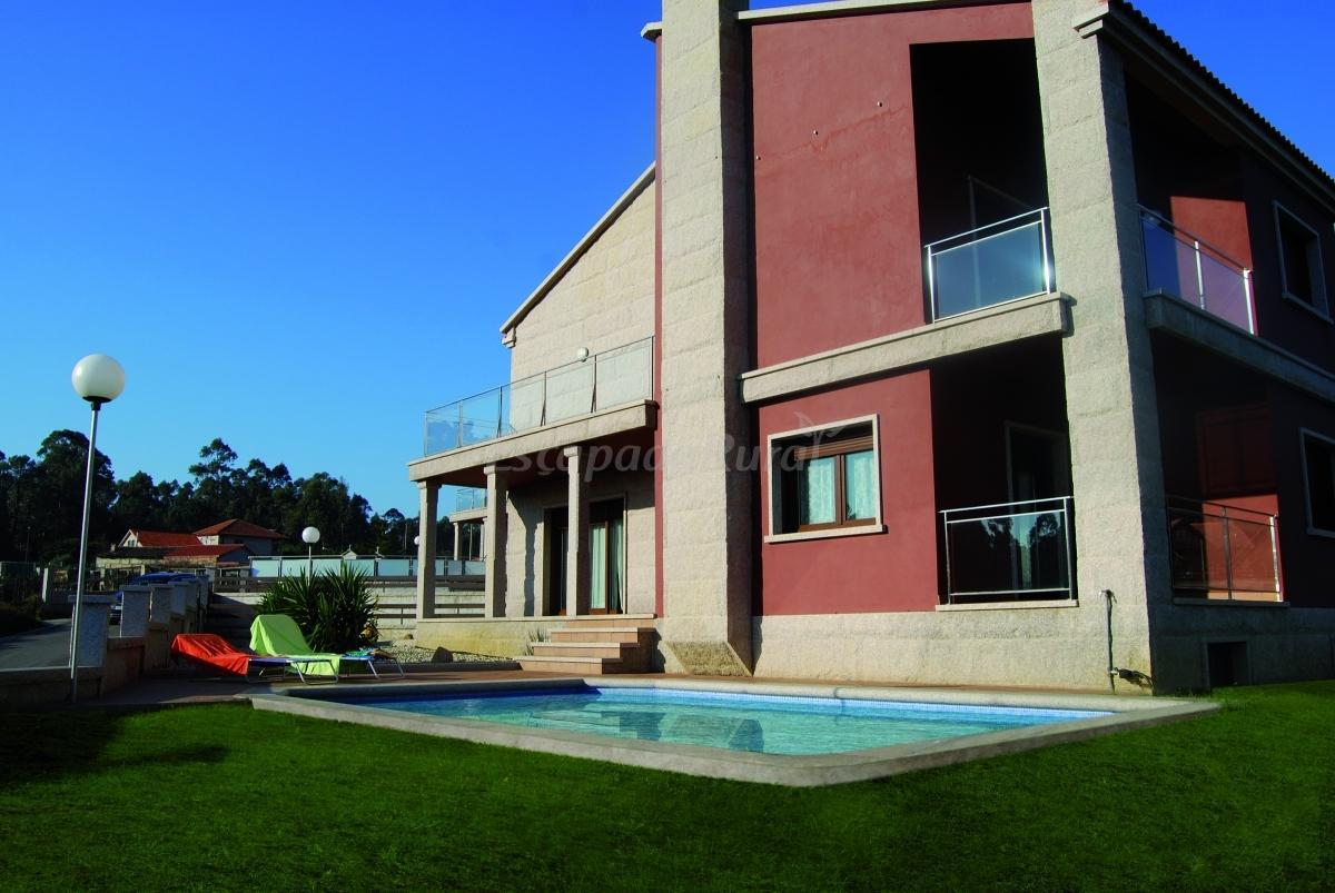 Fotos de v v duerming sanxenxo residences casa rural en sanxenxo pontevedra - Casa rural ameneiros sanxenxo pontevedra ...