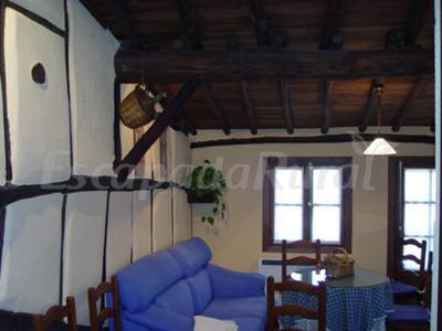 La casita de candelario casa rural en candelario salamanca - Candelario casa rural ...