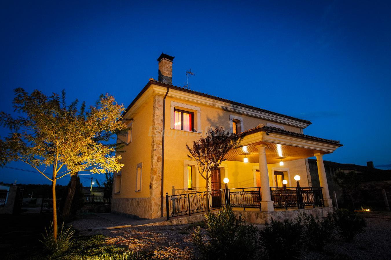 Fotos de casa mirasierra de valdecarpinteros casa rural en ciudad rodrigo salamanca - Casa rural mirasierra ...