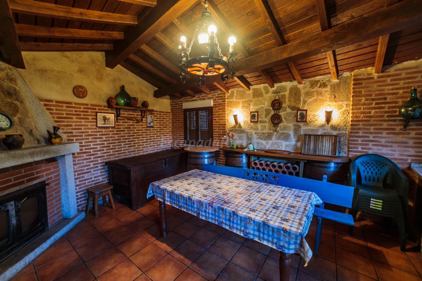 Fotos de casa salva casa rural en la rinconada de la Alquiler casa salamanca