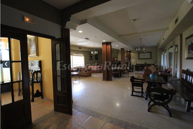 Fotos de hotel las batuecas casa de campo emla alberca - Hotel salamanca 5 estrellas ...