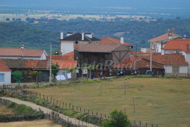Casas rurales en aldeanueva de la sierra salamanca - Casas rurales pais vasco alquiler integro ...