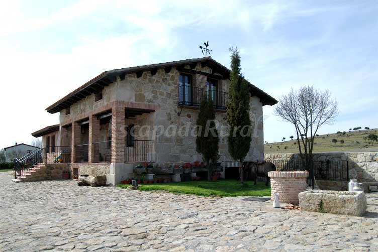 Casas en ciudad rodrigo cool ver with casas en ciudad - Miraconcha casa rural ...