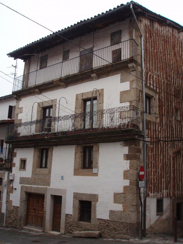 Casa de la cig e a casa rural en candelario salamanca - Candelario casa rural ...
