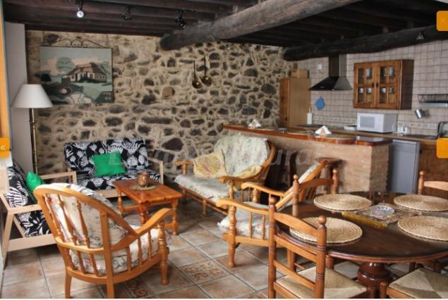 La casa chacinera casa rural en candelario salamanca - Candelario casa rural ...