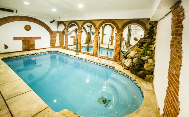 La chirumba casa rural en aldeatejada salamanca - Casa rural con piscina climatizada asturias ...