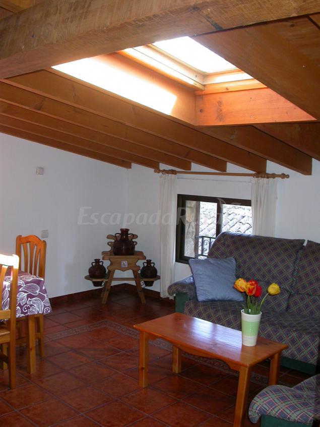 El castillo casa rural en san mart n del casta ar salamanca - Casa rural el castillo ...