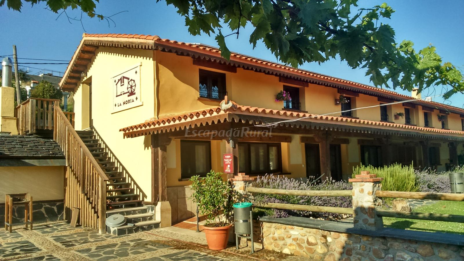 Casa Rural Noria - Casa rural en Ciudad Rodrigo (Salamanca)