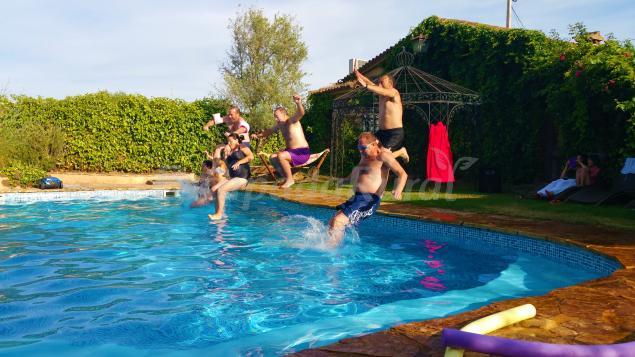 Casas rurales con piscina en ciudad rodrigo - Casas rurales lleida piscina ...