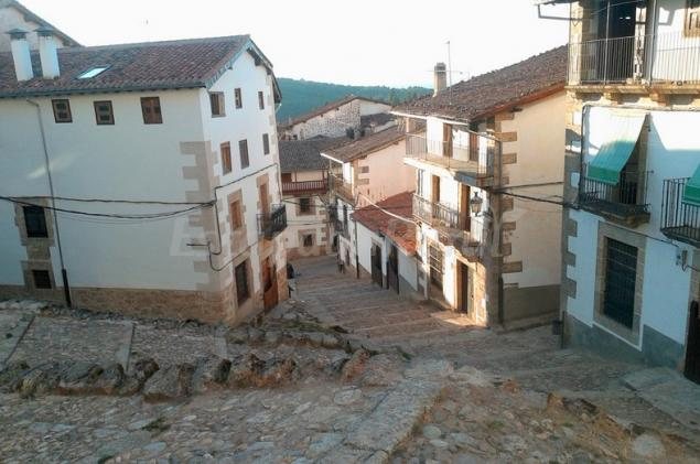 Casa zagala casa rural en candelario salamanca - Candelario casa rural ...