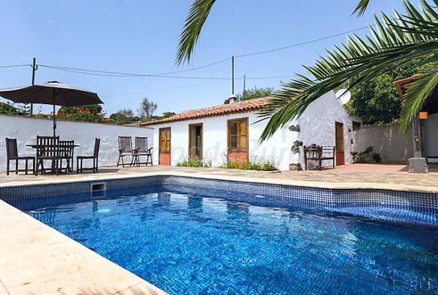 48 casas rurales con piscina en santa cruz de tenerife for Casas rurales en caceres con piscina