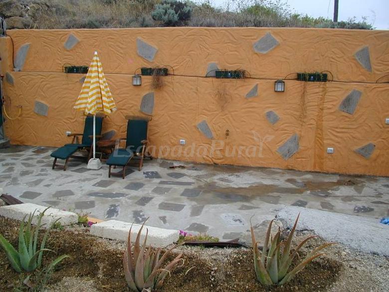 Fotos de casa rural la vista casa de campo em fasnia for Casas en santa cruz de tenerife