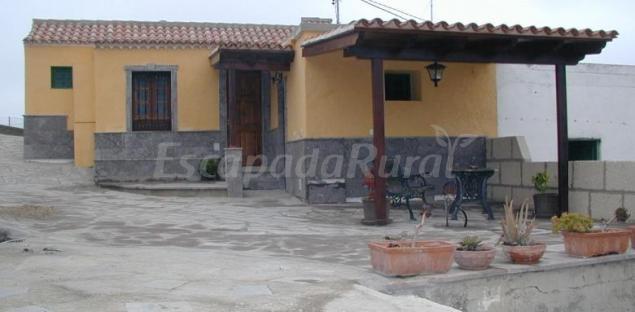 Casa rural la vista casa rural en fasnia santa cruz de tenerife - Casa rural fasnia ...
