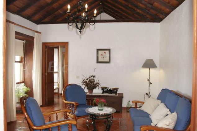 Casa el abuelo casa rural en santa cruz de la palma santa cruz de tenerife - Casas rurales en santa cruz de la palma ...