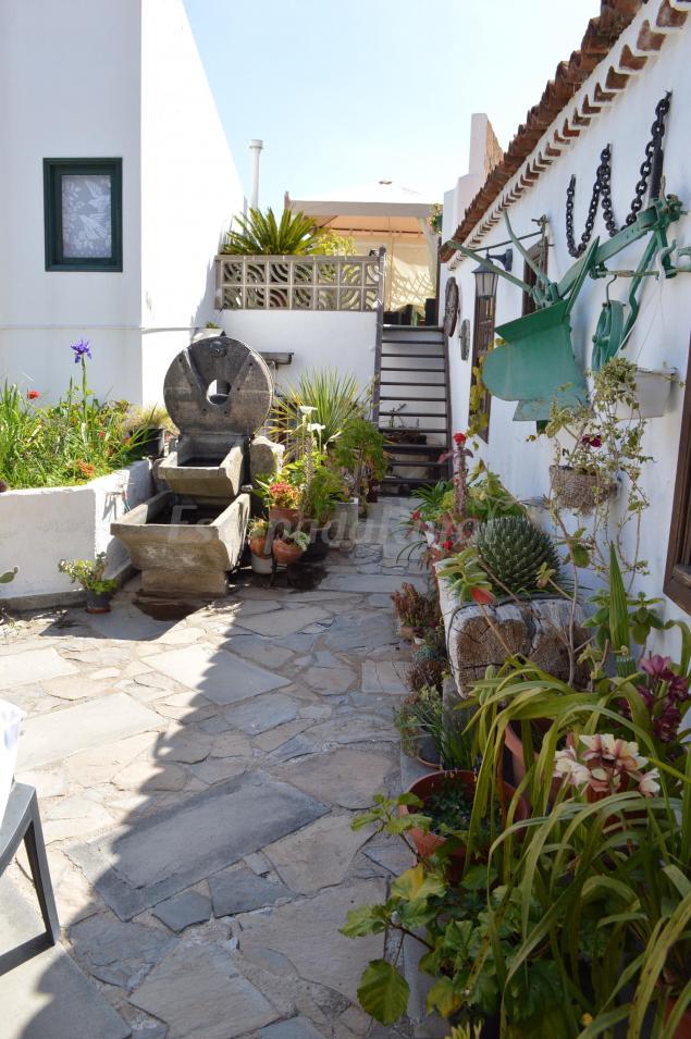 Casa rural el patio del naranjo casa rural en granadilla de abona santa cruz de tenerife - Casas rurales en santa cruz de la palma ...
