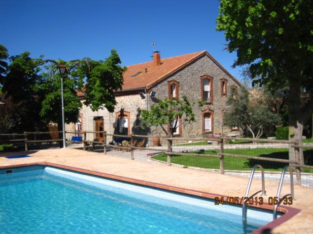 87a1982665f5f 517 Casas rurales con piscina en Castilla y León