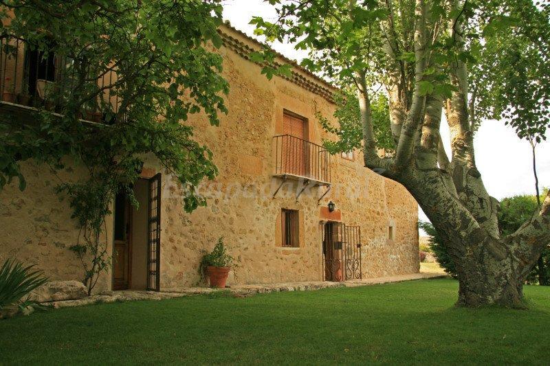 Fotos de posada de san mill n casa rural en sep lveda - Casas de millan fotos ...
