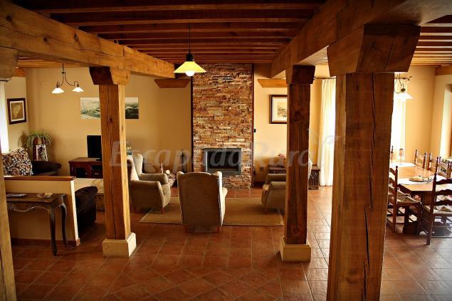 casa rural fuentiduena