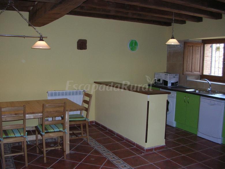 Fotos de casas rurales hacendera casa rural en - Apartamentos rurales segovia ...