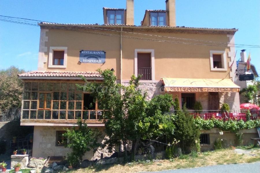 Fotos de hotel rural puente del duraton casa rural en sep lveda segovia - Casa rural sepulveda ...