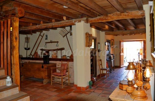 El escondite de los duendes casa rural en sep lveda segovia - Casa rural sepulveda ...