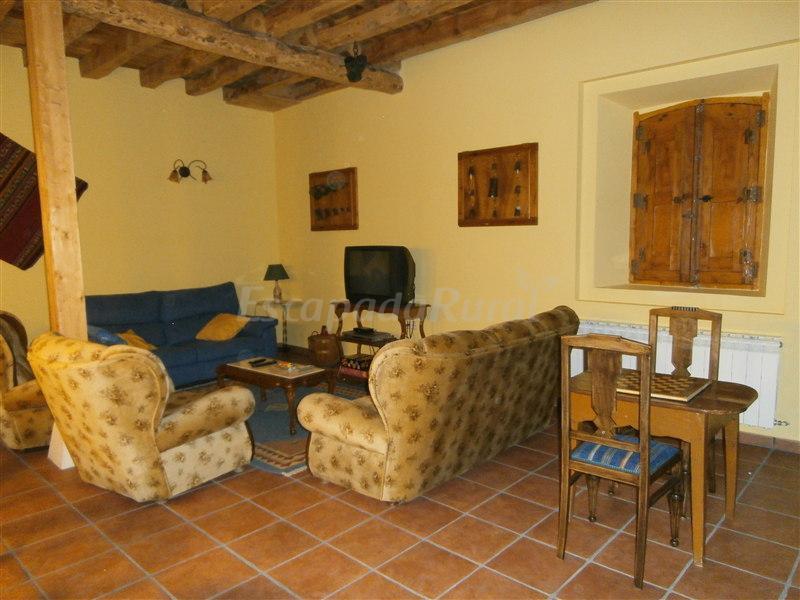 Fotos de la cantina de daniel casa rural en chat n segovia - Casa rural daniel ...