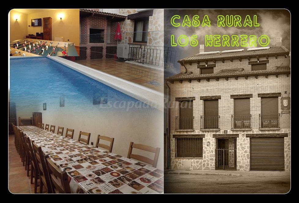 Fotos de casa rural los herrero casa rural en zarzuela del monte segovia - Casa rural los herrero ...