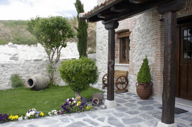 Casa rural valle de la hoz casa rural en membibre de la hoz segovia - Casa rural para 2 ...