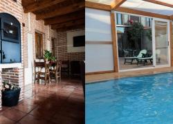 bcdb82353062c Casas rurales con piscina climatizada en Segovia