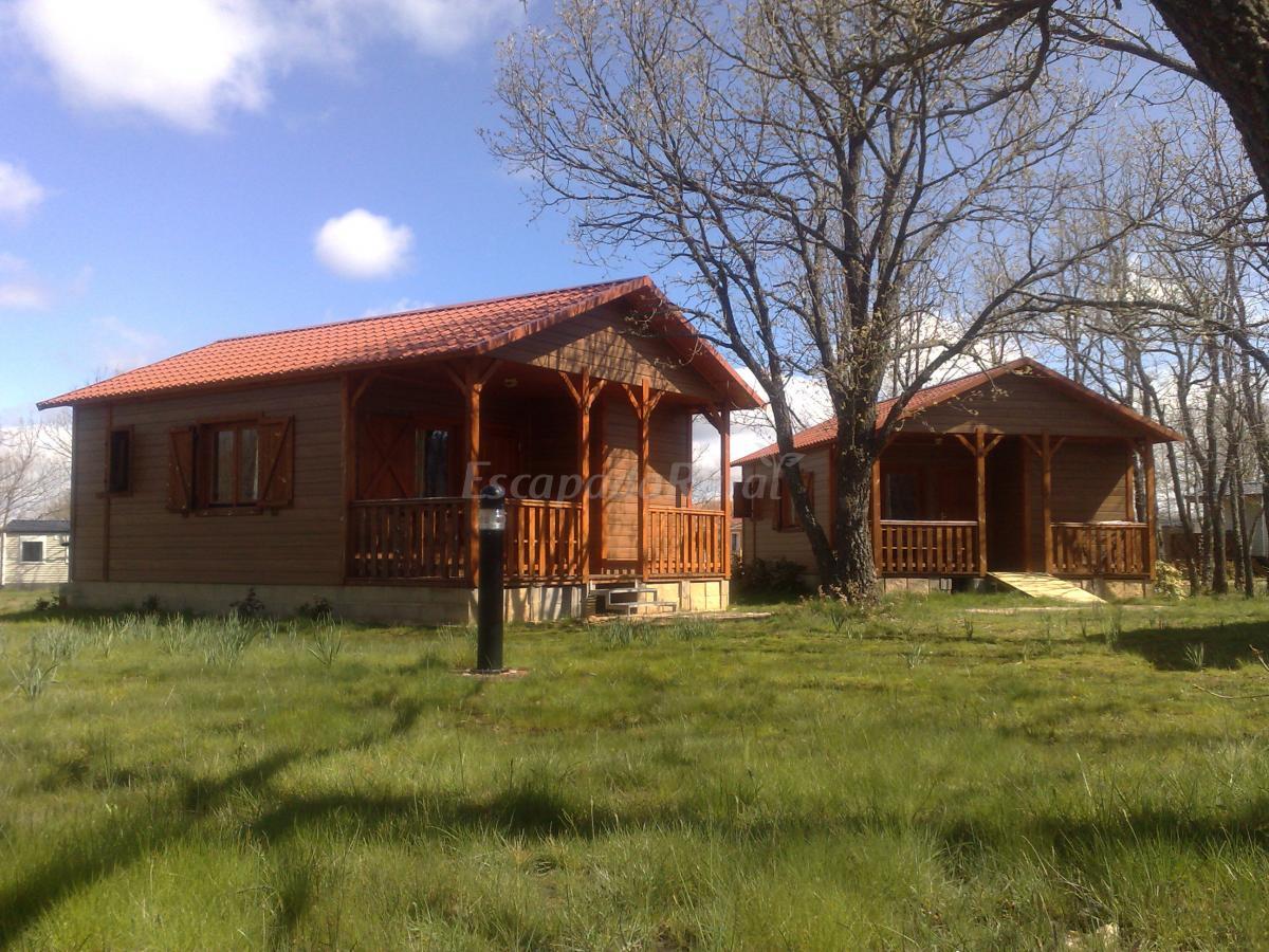Fotos de bungalows camping riaza casa rural en riaza - Casa rural riaza ...