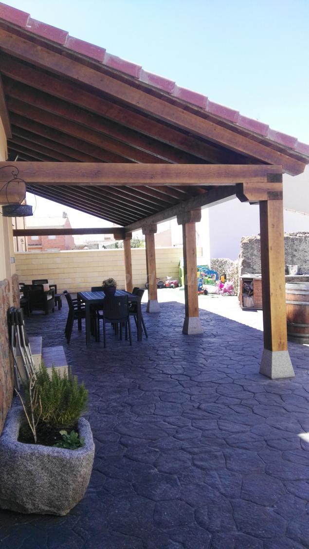 Apartamentos tur sticos la huerta del rodeo casa rural en navas de san antonio segovia - Alquiler apartamentos turisticos ...