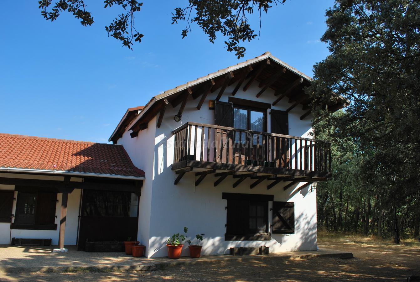 Fotos de casa de campo el bosque casa rural en fresno de cantespino segovia - Casa rural el bosque navaconcejo ...
