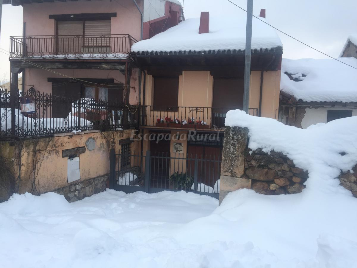 Foto di casa rural villa riaza casa rural en riaza - Casa rural riaza ...