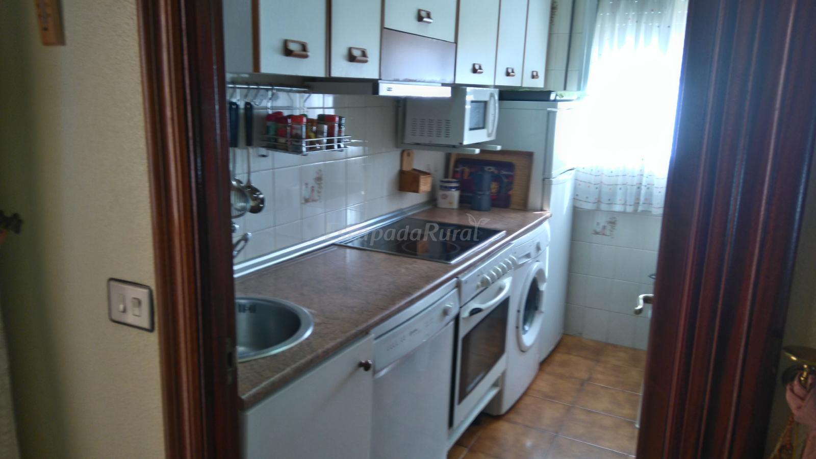 Fotos de casa el herrero alquiler casa rural en chat n segovia - Alquiler apartamentos segovia ...