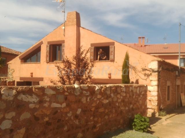 Fotos de la romana casa rural en santa mar a de riaza - Casa rural riaza ...