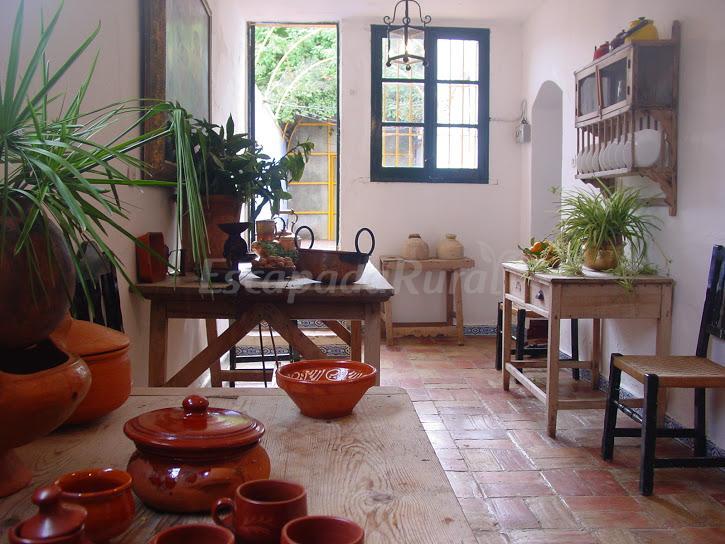 Fotos de huerta la cansina alojamientos rurales casa for Casa andaluza