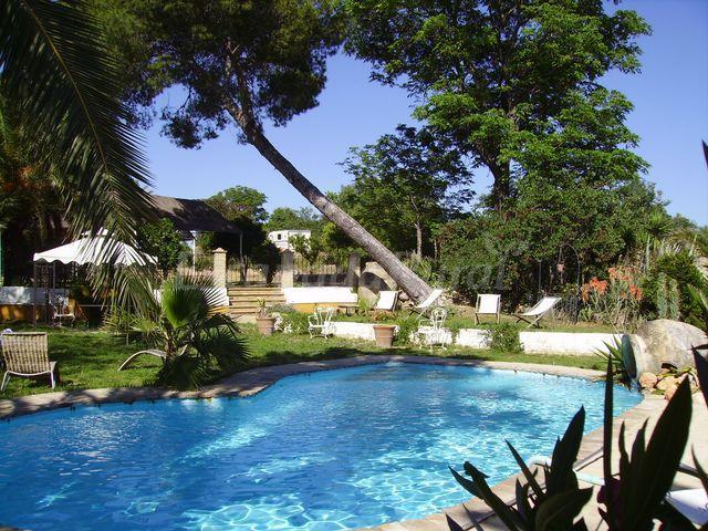 Fotos de hacienda el huerto casa rural en montellano for Alquiler de casas en montellano sevilla