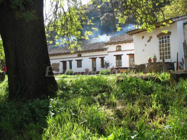 Molino del corcho casa rural en cazalla de la sierra - Casas en cazalla de la sierra ...